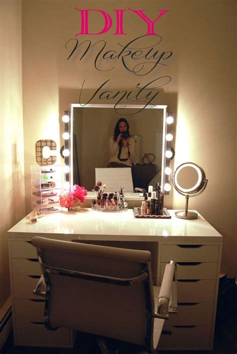 Diy Bedroom Vanity | diy projects for teens bedroom diy ready