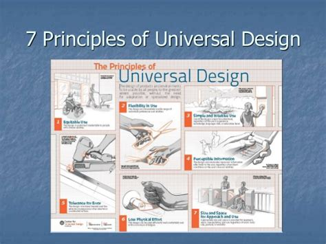 design flexibility meaning integrating universal design content into university