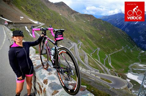 Veloce ® cycling and bike rental company : Cycling Stelvio