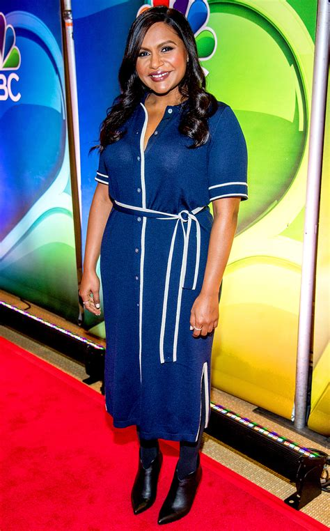 mindy kaling new show mindy kaling on new show chions and baby girl people