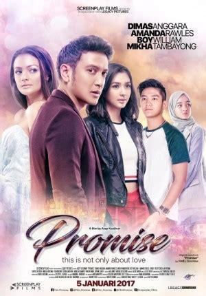 Buku Promise Tisa Ts Dwitasari promise cinema 21