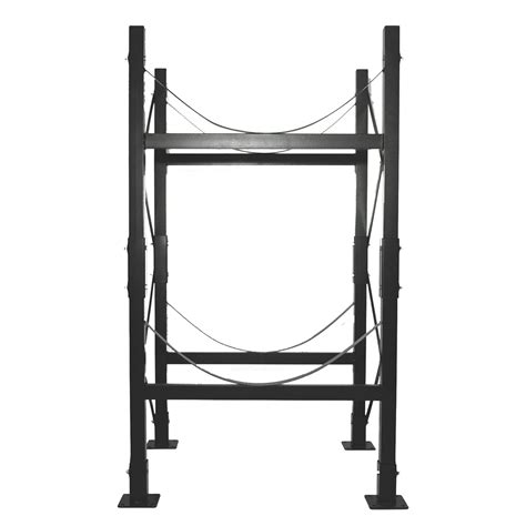 titan readywater water barrel rack system with out barrels