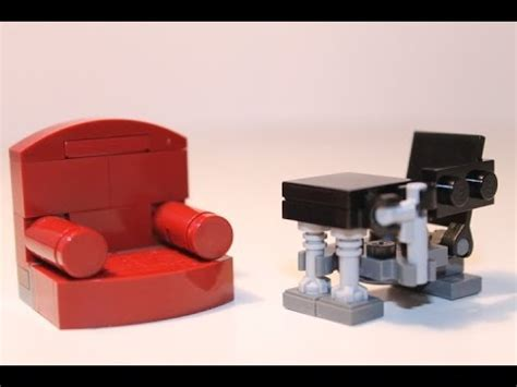 "BrickTips: ""Designing LEGO Furniture"" Part 1   YouTube"