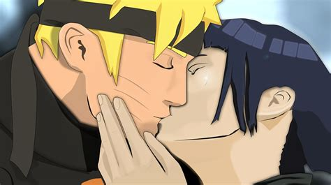 film naruto kiss hinata final kiss naruto x hinata by unrealpixel on deviantart