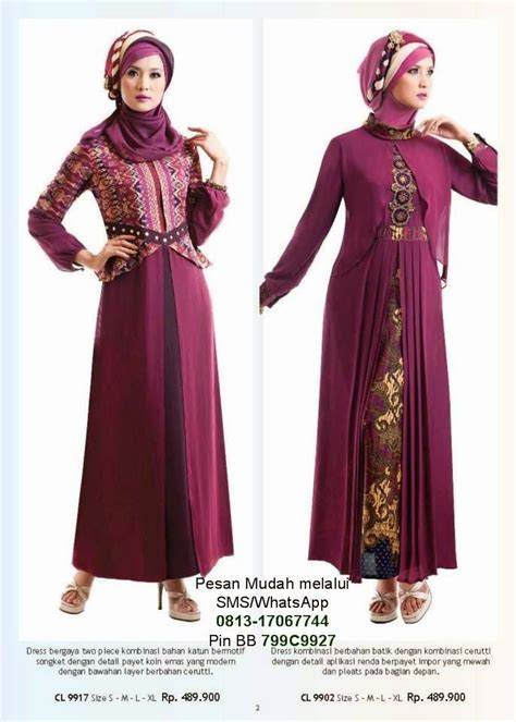 The Best Baju Gamis Venty Slit 2 By Rn 17 best images about dress on kebaya brokat