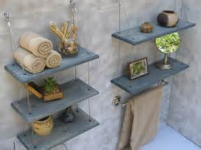 Decorative Bathroom Storage Bathroom Shelves Floating Shelves Industrial Shelves