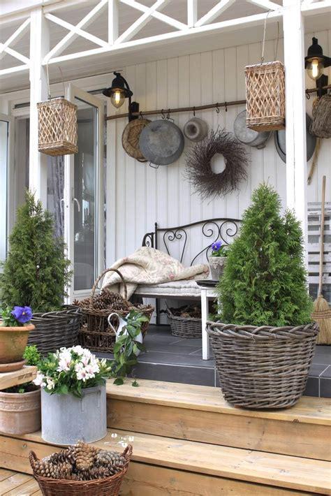 Farmhouse Porches | rustic porch decor billingsblessingbags org