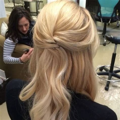 Bridesmaid Hairstyles Half Up And Half by 50 Delicate Bridesmaid Hairstyles Hair Motive Hair Motive