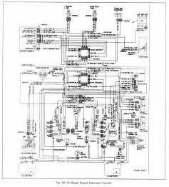 diesel engine electronic circuit diagram of 1979 gmc light duty truck series 10 35