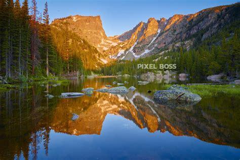 Landscape Park Definition Rocky Mountain National Park Lake Pixel