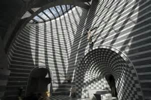 Architect Plan san giovanni battista mogno by mario botta san