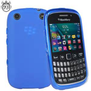 Casing Hp Blackberry 9320 Flexishield For Blackberry Curve 9320 Blue