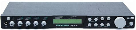 user reviews e mu proteus 2000 audiofanzine