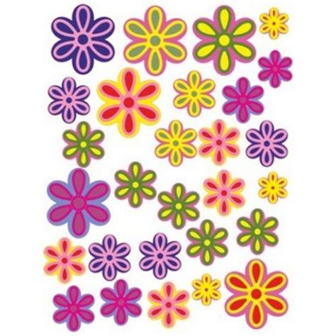 Auto Sticker Pusteblume by Colour Printed Flower Stickers Design Print Stickers