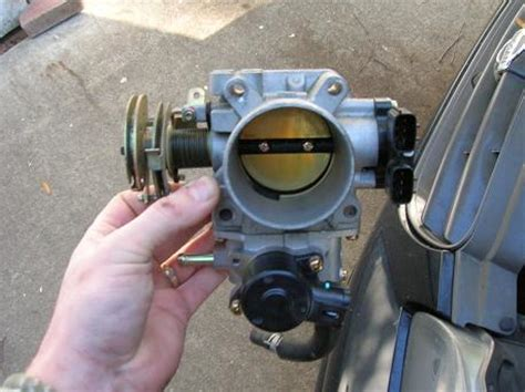 Idle Air Control Valve Replacement