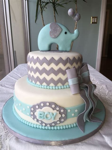 Baby Shower Cakes With Elephants by Elephant Baby Shower Cake Https M