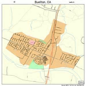 buellton california map 0608758