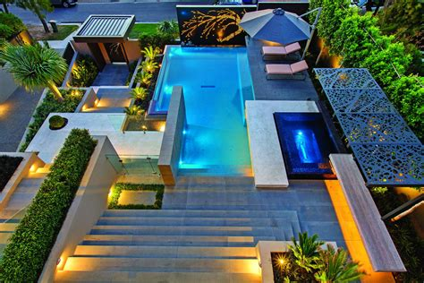 modern resort home design contemporary home in melbourne with resort style modern