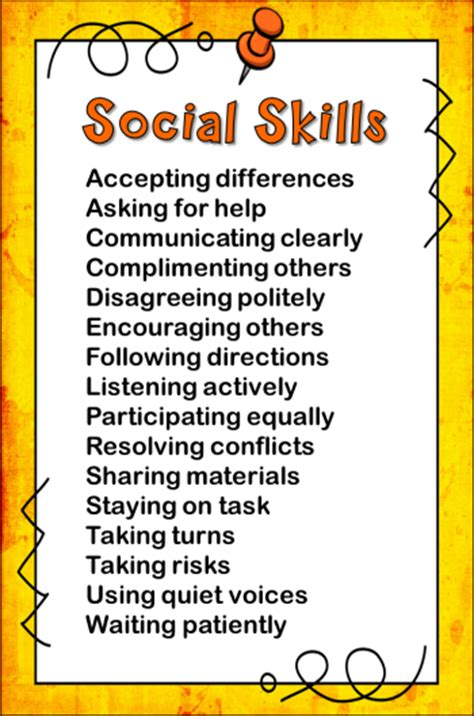 Social Skills Worksheets For Adults by Quotes About Social Skills Quotesgram