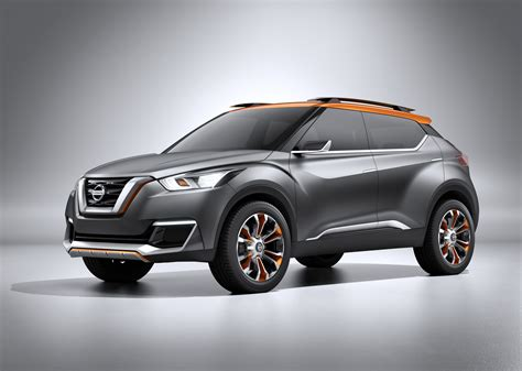 nissan kicks nissan kicks concept previews brazil only production model