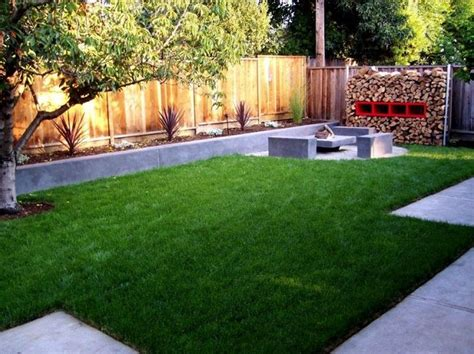 big backyard landscaping ideas outstanding landscape ideas for corner of big backyard with pits and wood fence design