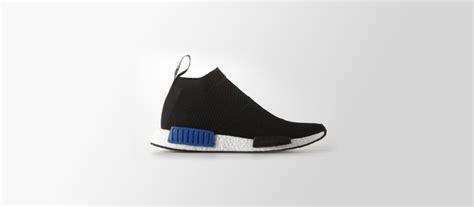 Adidas Nmd City Sock Black Blue Sock Style Shoes Adidas Nmd City Sock Pk Black Blue Snkr Releases