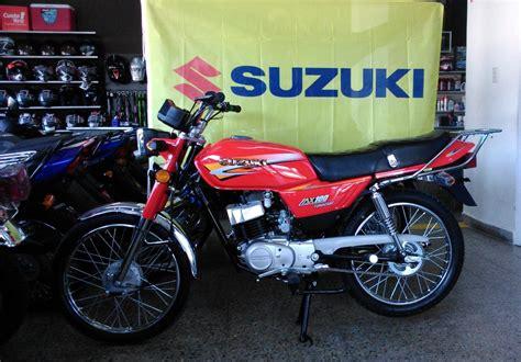 Suzuki Ax 100 by Pin Suzuki Ax 100 Tuning Fotos On