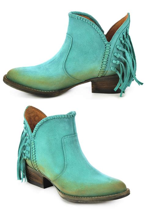 corral circle g ankle boots horses heels