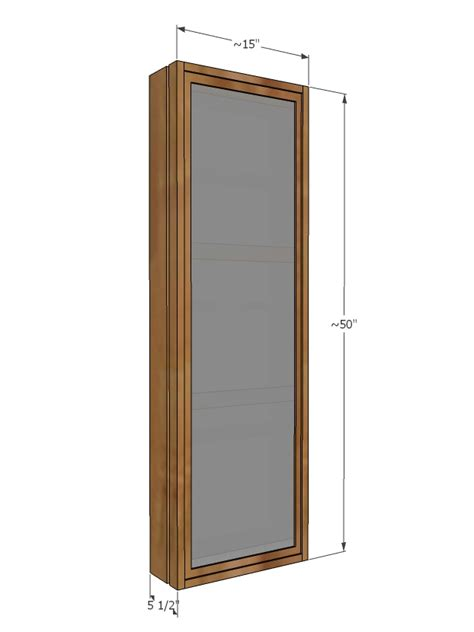 glasscrafters full length mirrored medicine cabinet full length bathroom mirror cabinet full length bathroom