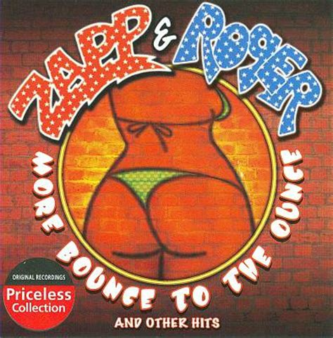 zapp more bounce to the ounce more bounce to the ounce import album zapp roger