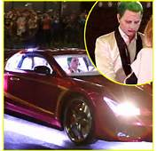 Margot Robbies Stunt Doubles Film Cool New Suicide Squad Car Scene