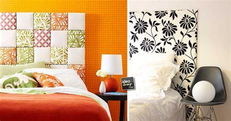 testata letto fai da te una testata letto fai da te con tessuti originali 11 idee