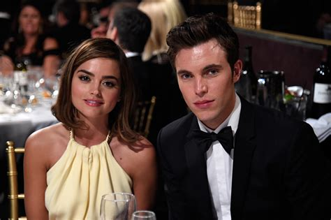 tom hughes death jenna coleman and tom hughes to return for victoria second
