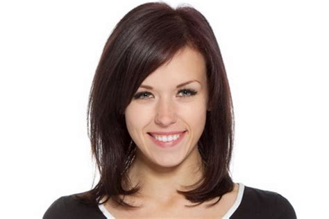 shoulderlength volume haircut medium layered hairstyles for fine hair
