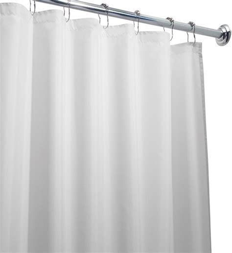 extra long shower curtains and liners extra long shower curtain liner in shower curtains and rings
