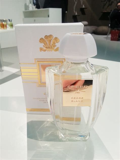 Parfum Creed Executive creed acqua originale asian green tea cedre blanc