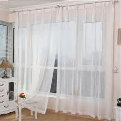 Home sheer curtains cool white sheer panel curtains for living rooms