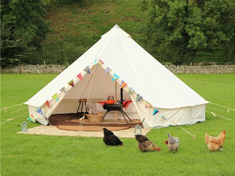 Merry christmas 4m dia large family camping tent bell tent for sale in Tents from