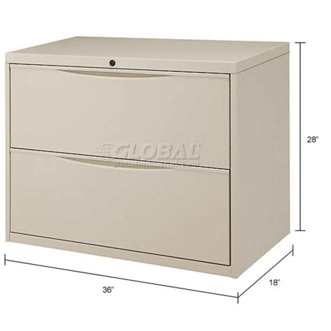 36 Lateral File Cabinet File Cabinets Lateral Interion 36 Quot Premium Lateral File Cabinet 2 Drawer Putty 252469py