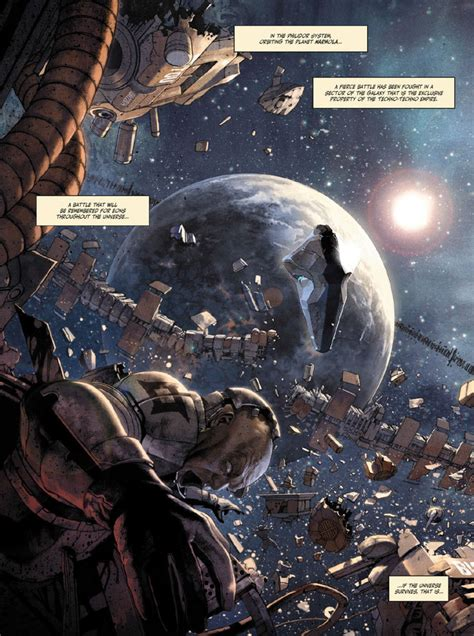 metabaron the book the metabaron 1 wilhelm the techno admiral digital comic