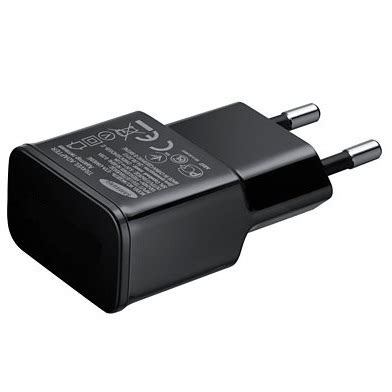 travel adapter charger 5v 2 0a for samsung galaxy note ii black jakartanotebook