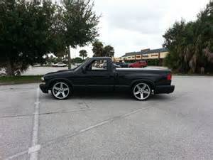 find used chevy s10 zq8 20 inch wheels v6 4 3 lowered