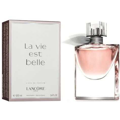 lancome la vie est belle ml edp perfume malaysia