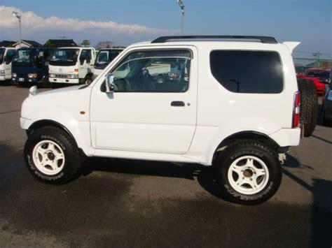 Suzuki Jimny 1999 1999 Suzuki Jimny Pictures 1300cc Gasoline Automatic