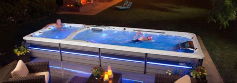 endless bathtub swim spas by endless pools luxury swim spas