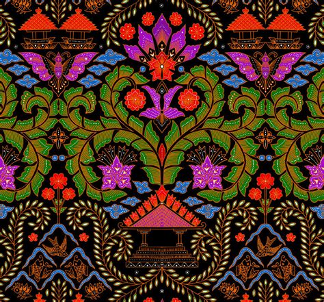 batik design in indonesia indonesian batik design by sangjelata on deviantart