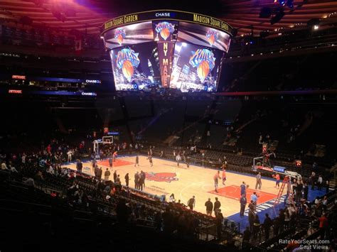msg section 109 madison square garden section 109 new york knicks