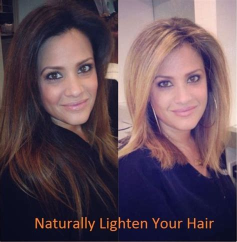 17 best images about lighten hair naturally on
