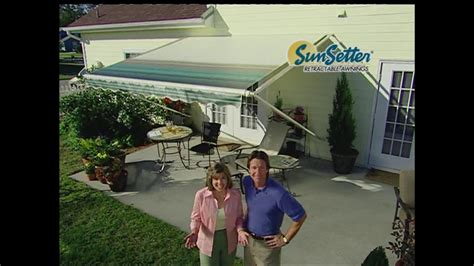 sunsetter awning commercial sunsetter tv spot too hot ispot tv
