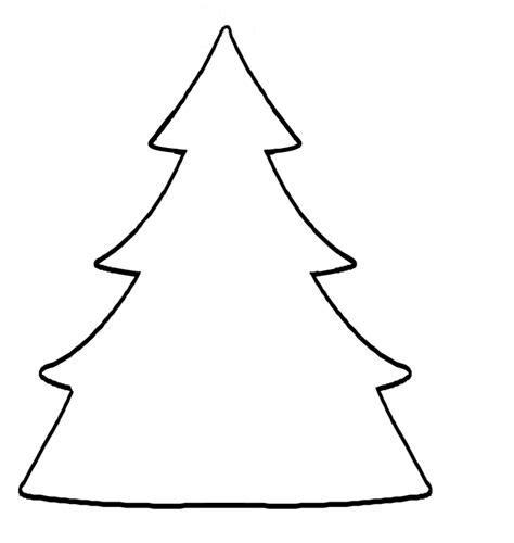 arbol de navidad moldes molde arbol foami imagui